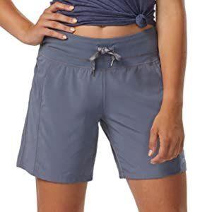 "Roadrunner R-Gear Inspiration 7"" Shorts Gray w/Back Zipper Pocket - L - NWT"